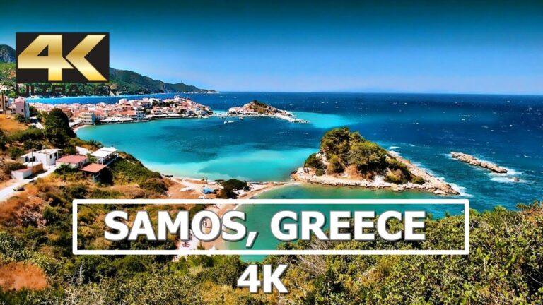 Mau keliling Yunani? Sewa Mobil dulu di Samos