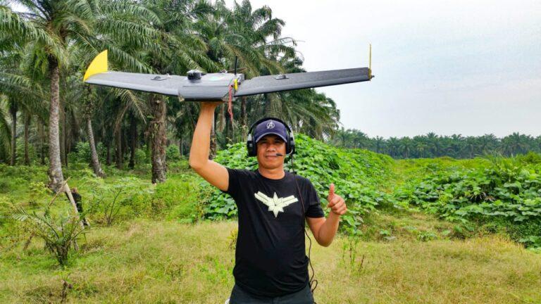 jasa sewa drone jambi