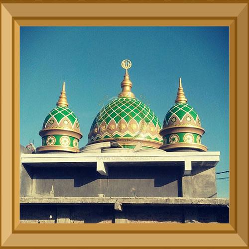 Harga Kubah Masjid GRC Jakarta